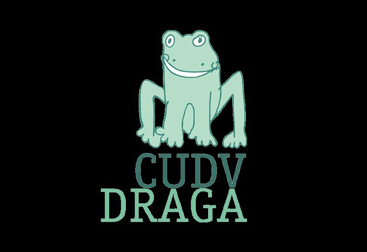 CUDV DRAGA logo